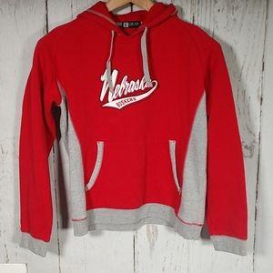 Gear for Sports Nebraska Huskers Hoodie Sweatshirt